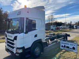 chassis cab truck Scania G450 B 4X2NB 2017