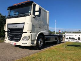 container truck DAF XF 510 FAN 2018