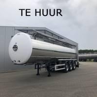 tank semi trailer semi trailer Magyar SRMAGS Te Huur 36.000 Ltr 2019