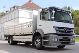 platform truck Mercedes-Benz Axor 1833 E5 LBW GAS Transport 2011