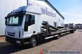 loading ramp - car transporter lcv Iveco EuroCargo 100 E22 für PKW-Transporter-Wohnmobile 2012