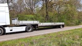 lowloader semi trailer Jumbo Eo 100 zs semi dieplader 1993