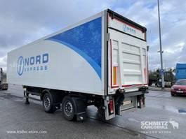 other semi trailers Schmitz Cargobull Semitrailer Reefer Hydr. laadklep 2009