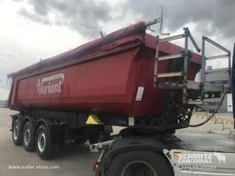 tipper semi trailer Schmitz Cargobull Semitrailer Tipper Standard 2010