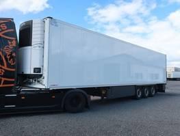 refrigerated semi trailer Schmitz Cargobull SKO 24 Doppelstock m. Balken Liftachse Vector 1950 2017