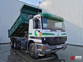 tipper truck > 7.5 t Mercedes-Benz Actros 3331 2000