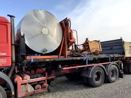 Sandstreuer Occ asfalt / bitumen spreider