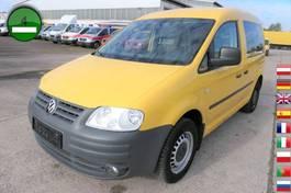 other passenger car Volkswagen Caddy 2.0 SDI PARKTRONIK 2007