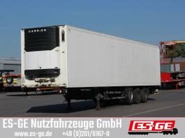 flatbed semi trailer Other Schmitz 3-Achs-Kühlauflieger 2005