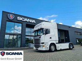 cab over engine Scania R450 LA4X2MNA Topline ohne no EGR SCR only ACC 2017