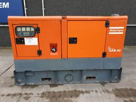 generator Atlas Copco QAS 40 2008