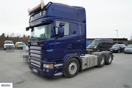 cab over engine Scania R620 6x4 truck w/ hydraulics 2009