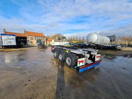 other semi trailers D-TEC Trailer Container Carrier CC-20-3-T 2021