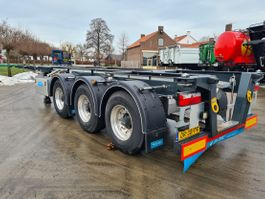 other semi trailers D-TEC Trailer Container Carrier CC-2030-3-F 2019