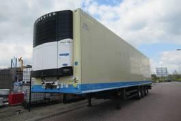 refrigerated semi trailer Schmitz Cargobull SKO24 / Carrier Vector 1850 / BPW + Drum 2010