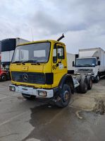 chassis cab truck Mercedes-Benz