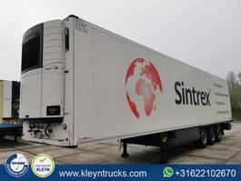 refrigerated semi trailer Schmitz Cargobull S.KO FRIGO carrier vector 1550 2016
