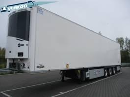 refrigerated semi trailer Chereau CSD3 Multitemp 2018