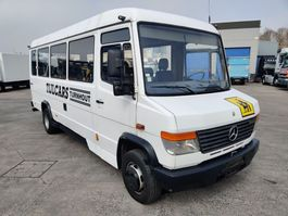 tourist bus Mercedes-Benz O 614 D Vario BUS klima/Airco/AC 2003