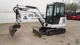 mini digger crawler Bobcat 325 1997
