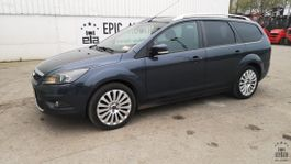 estate car Ford Focus Wagon 1.6TDCi Titanium 2008