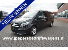 minivan - passenger coach car Mercedes-Benz V-klasse 250 XL Avantgarde 7 Persoons / MBUX / Trekhaak / Elektrische schuifdeur ... 2020