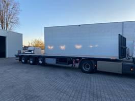 flatbed semi trailer Lintrailers 3 LSD 18 30 2021