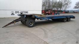 flatbed full trailer Bethlehem U.S.A.-L Dubbel Doel