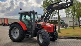 farm tractor Massey Ferguson 6465 Dyna-6 met Stol frontlader 2006