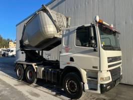 tipper truck > 7.5 t DAF CF 430 Manual spring suspsension 2003