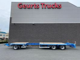 drop side full trailer DRACO ASS 328 3 ASSIGE AANHANGER 2X UITSCHUIFBAAR 2006
