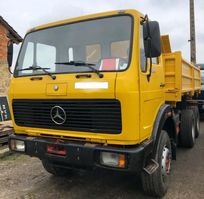 LKW Kipper > 7.5 t Mercedes-Benz 2635 K 6X4 TIPPER - big axle 1991