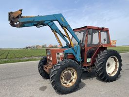 farm tractor Fiat 766 DT 1986