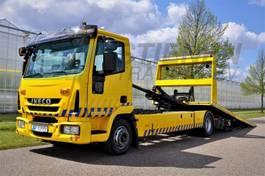 Abschleppfahrzeug Iveco EUROCARGO ML120EL22/P De Groot 2010