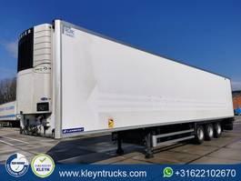 refrigerated semi trailer LAMBERET S/R 38 2012