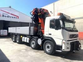 crane truck Volvo FM 380 PALFINGER 72002 + jib pj 115 2003