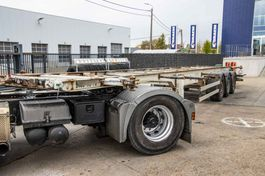 swap body trailer semi trailer Lecitrailer PORTE CONTAINER 40