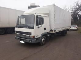 Plattform-LKW DAF FA 45.160 4X2 stake body 1998