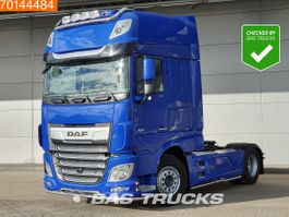 cab over engine DAF XF 530 4X2 SSC ACC Intarder 2x Tanks Standklima LED 2017