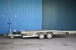 flatbed car trailer Autotransporter 2700kg 2010