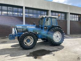 farm tractor Ford 8730 DT 1994