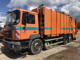 garbage truck MAN FE310 **6CYL-REFUSE TRUCK** 2002