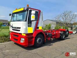 other trucks Iveco Stralis 420 intarder steering axleADR 2009