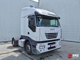 cab over engine Iveco Stralis 420 manual 2006