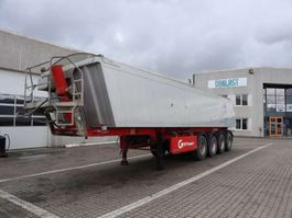 tipper semi trailer Kel-Berg 37 m³ 2015