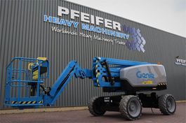 articulated boom lift wheeled Genie Z-45 FE/DC New, Bi-Energy, (Diesel - Battery) 16m 2020