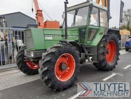 farm tractor Fendt 612 LS FWA283 favorit 4x4 tractor trekker landbouw 1982
