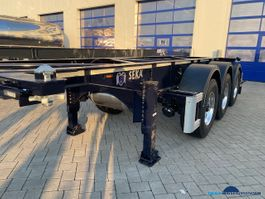 Container-Fahrgestell Auflieger SEKA 078 LIGHT ADR 20ft tank containerchassis 2021