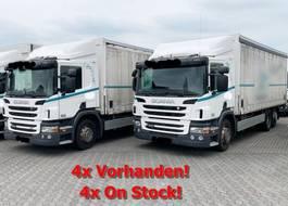 platform truck Scania P280 DB 6x2-4 P280 DB 6x2-4 Getränkewagen, Lift-/Lenkachse, Stapleraufnahme, ... 2012