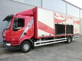 closed box truck Renault Midlum 220 DXi 4x2 Midlum 220 DXi 4x2Getränkekoffer TÜV:2019 2009